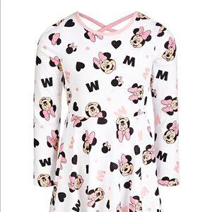 Disney |  Girls Minnie Mouse Dress